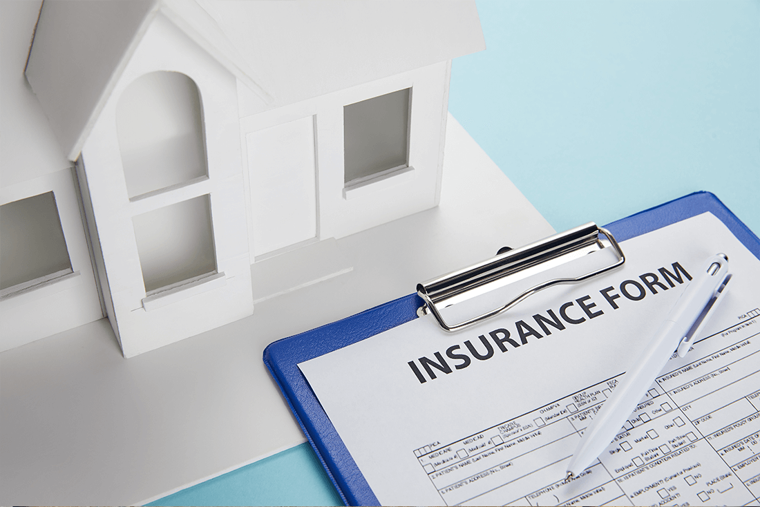 How to Buy a House Part 6 - Buying a Home Vocabulary Insurance Form Image