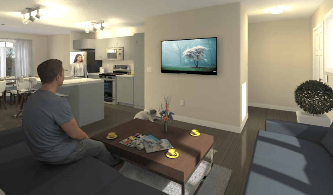 Introducing The Streetwise! Living Area Image