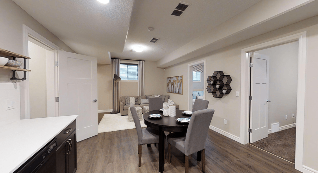 7 Ways A New Home Brings Your Family Together Basement Suite Image