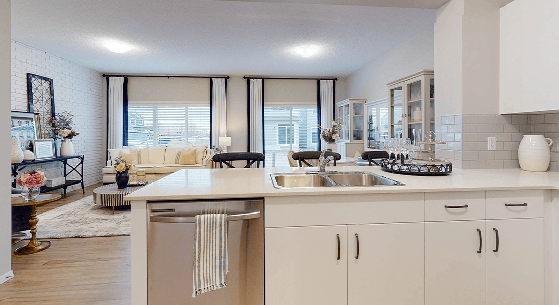 Why Don't We Negotiate on Price? Kitchen Image
